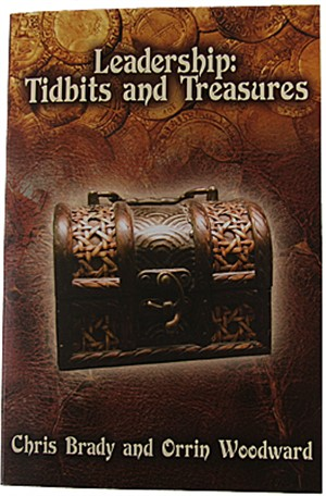 Leadership: Tidbits And Treasures by Chris Brady and Orrin Woodward